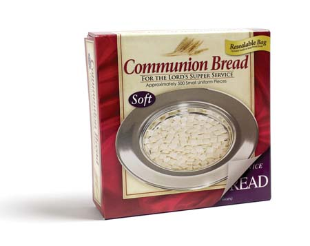 Communion Bread-Soft