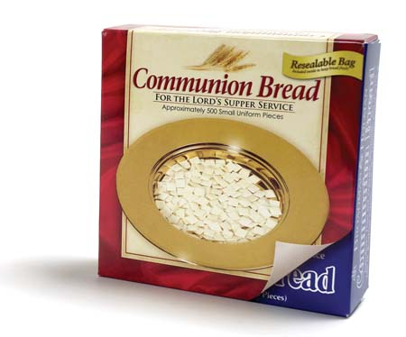 Communion Bread-Hard