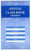60162 Annual Class Book (Standard) No.1