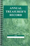 60164 Annual Treasurer's Record